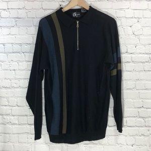 X-TREME Gear Collard Men's Sweater